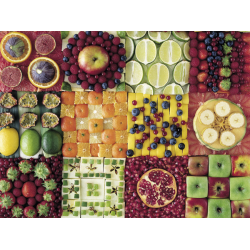 set de table tutti frutti Lalalère Lyon France